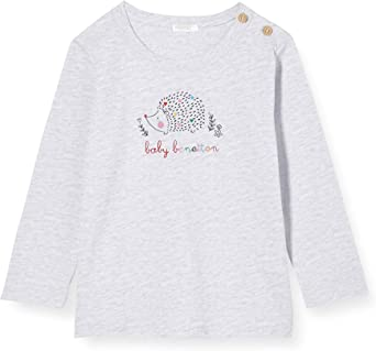 Baby-Jungen T-Shirt M//L Tunika zum Stillen United Colors of Benetton Z6ERJ