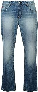 Jeans Denim Straight Mens Trouser Pants