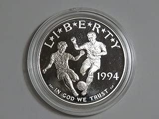 1994 world cup silver dollar