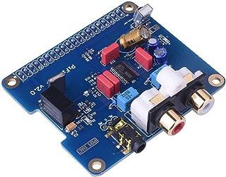 WINGONEER PIFI Digi DAC+ HIFI DAC PCM5122 Sound Card Module I2S Port for Raspberry Pi 3 2 Model B B+ Audio Card Pinboard V2.0 Board