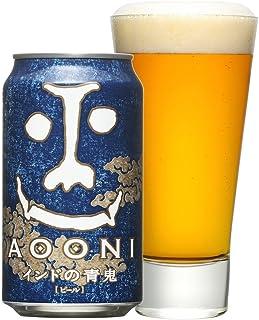 クラフトビール ヤッホーブルーイング インドの青鬼 インディア・ペールエール 缶 350ml