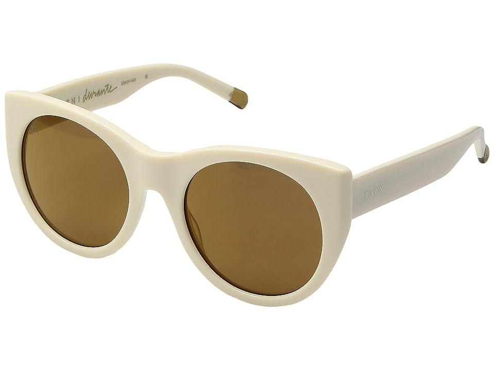 RAEN Optics Durante (Bone Brown/Rose Mirror) Athletic Performance Sport Sunglasses