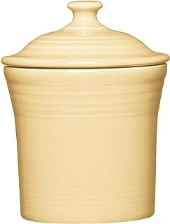 Fiesta Utility/Jam Jar, 13-Ounce, Ivory