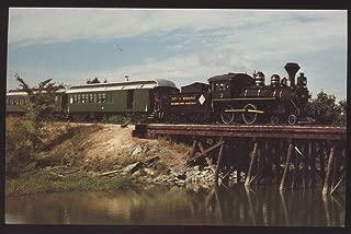 Prairie Dog Central 3 Winnipeg Hydro Canada Railroad Train Postcard