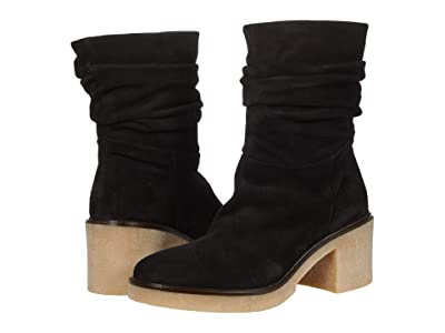 Cordani Fallon (Black Suede) Women