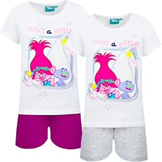 The PyjamaFactory Pigiama Ufficiale Hey Duggee Badges Short Boys Blue
