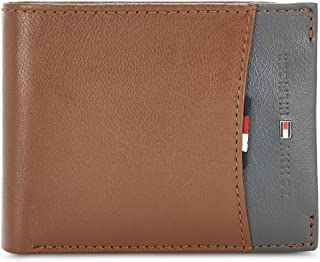 Tommy Hilfiger Tan Men's Wallet (TH/PHELPSGCW23)