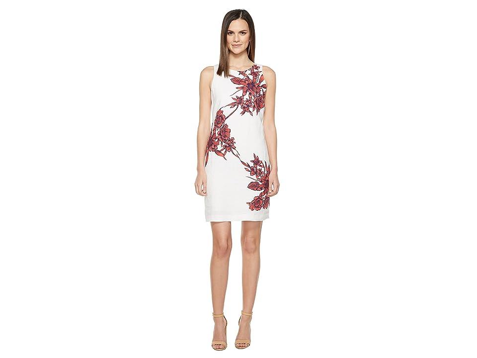 Tommy Bahama Lavatera Leis Short Dress (White) Women