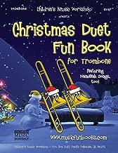 Christmas Duet Fun Book for Trombone