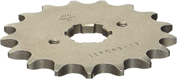 JT Sprockets JTF1372.17 17T Steel Front Sprocket