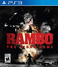 Rambo The Video Game by Reef Entertainment, 2014 - PlayStation 3