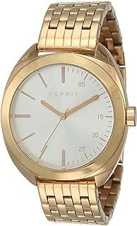 (Renewed) Esprit ES - Eleanor Analog Silver Dial Womens Watch - ES108302003#CR
