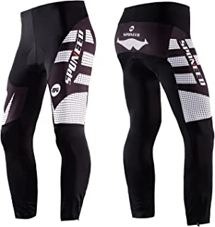 lycra cycling leggings