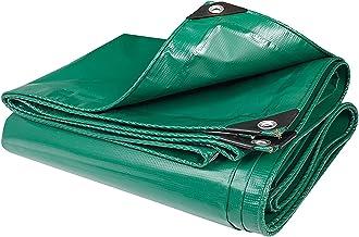 ZZYE Dekzeil Heavy Duty Tarps Green Multifunction Polyethyleen Plastic Waterdichte Doek Camping Tent Poly Tarpaulin zonnez...