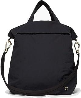 LULULEMON On My Level Bag 19L (Black/Shiny Gold)