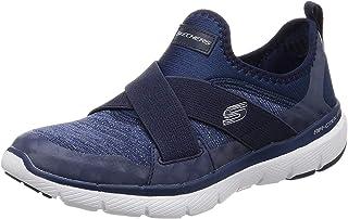 comprar comparacion Skechers Flex Appeal 3.0-Finest Hour, Zapatillas sin Cordones Mujer