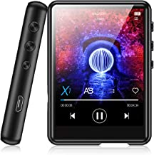 $40 » Sponsored Ad - 32GB MP3 Player with Bluetooth 5.0, MECHEN 2.4'' Full Touch Screen Portable Music Player for Running with L...