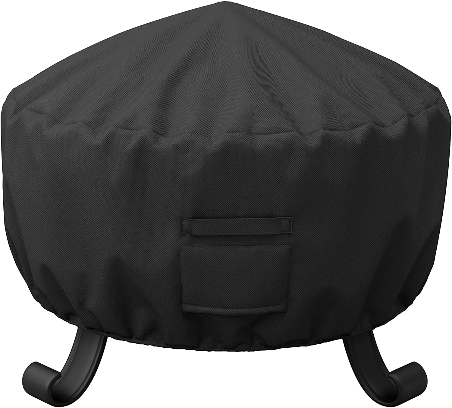 SHINESTAR 36 Inch Round Fire Very popular Pit 32-35'' Surprise price Burnin Cover Fits Wood