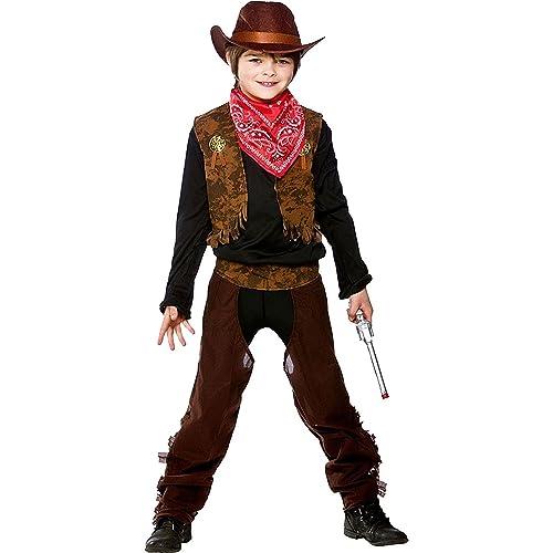 2df83adcdd5 Wild West Cowboy Fancy Dress: Amazon.co.uk