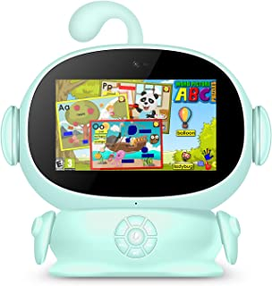 DUODUOGO Kids Tablets, 5.5 inch HD Touch Screen Kids Tablet for Kids 2G+32G Android Tablet Quad Core Kids Tablets with WiFi Learning,Training Games APPs, Protect Kids Eyes, Parental Control (Green)