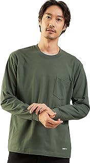 (ユナイテッドアローズ グリーンレーベル リラクシング) 【別注】<Hanes×green label relaxing>BEEFY ロゴ ポケット ロンT Tシャツ 32124992568