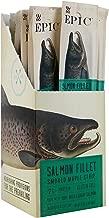 EPIC Smoked Salmon Strips, 10 Count Bo x0.8oz strips