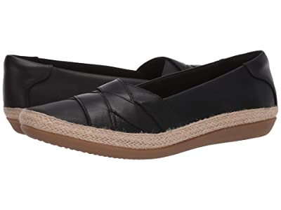 Clarks Danelly Shine (Black Leather) Women