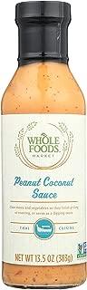 Whole Foods Market, Peanut Coconut Sauce, 13.5 oz