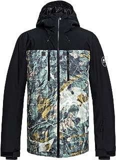 Men's Mission Block 10k Snow Jacket