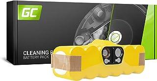 GC® (3Ah 14.4V Ni-MH pile) xLife Batería para iRobot Roomba 500 600 700 800 Series: 525 560 620 625 630 650 660 690 760 765 770 780 785 790 860 870 880 890 de Aspirado