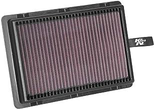 K&N Engine Air Filter: High Performance, Premium, Washable, Replacement Filter: 2016-2020 HYUNDAI/KIA (Tucson, Sportage), 33-5046