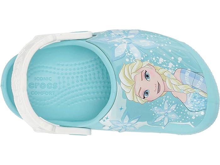 Crocs Kids CrocsFunLab Frozen Elsa