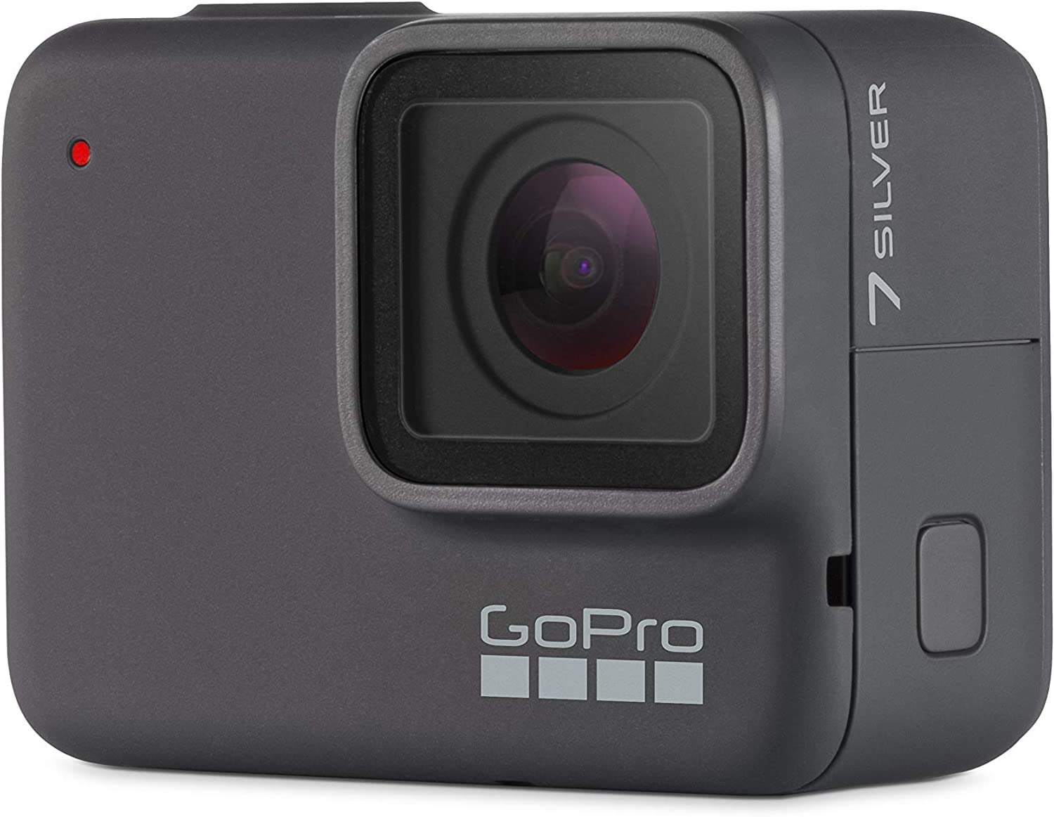GoPro Ranking TOP4 HERO7 Very popular Silver Waterproof Digital Action with S Touch Camera