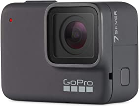 GoPro HERO7 Silver Waterproof Digital Action Camera with...