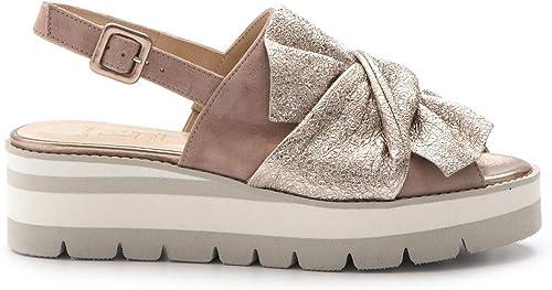 LUCA GROSSI - Faible Wedge rose Sandals Sandals Sandals - D 756LIONA Ferre 0ab