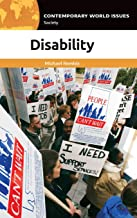 Disability: A Reference Handbook (Contemporary World Issues)