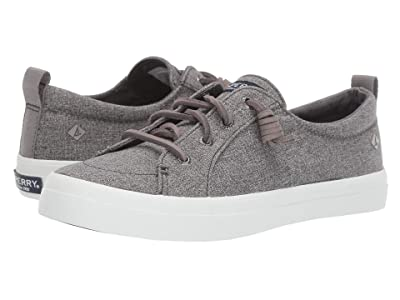 Sperry Crest Vibe Sparkle Chambray (Grey) Women
