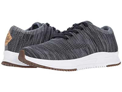 Freewaters Tall Boy Trainer Knit (Grey/Black) Men