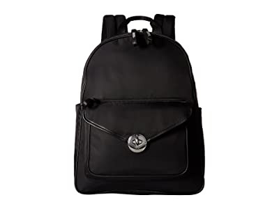Baggallini Granada Laptop Backpack (Black) Backpack Bags