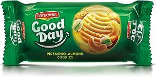 Britannia Good Day Pistachio-Almond Cookies, 90 gm