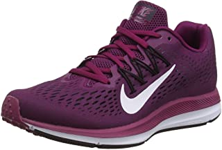 Women's Air Zoom Winflo 5 Running Shoe (9 M US, True Berry/White/Bordeaux/Burgundy Ash)