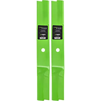SureFit Hi-Lift Blade for John Deere M115495 LX178 LX188 240 245 265 265 445 3PK