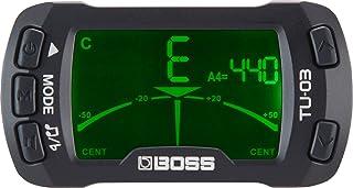 BOSS TU-03 - Afinador y metrónomo de pinza