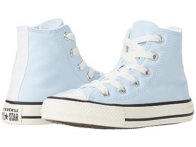 Converse Kids Chuck Taylor(r) All Star(r) UV Glitter Hi (Little Kid/Big Kid)