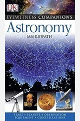 Astronomy (Eyewitness Companions) Hardcover