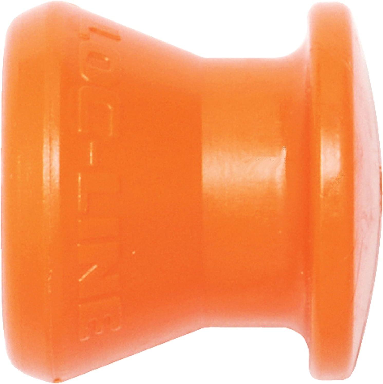 1//4 Hose ID Pack of 20 End Cap Loc-Line Coolant Hose Component Acetal Copolymer