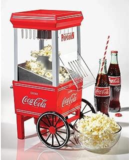 Nostalgia Electrics Coca-Cola Series OFP501COKE Hot Air Popcorn Maker by Nostalgia Electrics