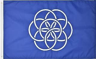 peace on earth flag banner