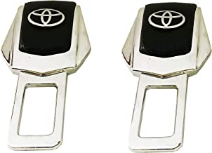 Automaze Seat Belt Beep Stopper Belt Alarm Stopper for All Toyota Cars