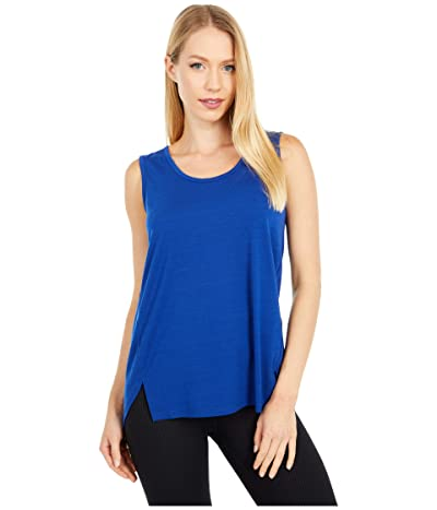 ExOfficio Wanderlux Tank Top (Admiral Blue) Women